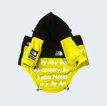 Pupreme® X The Dog Face - Dog Raincoat | HypeDoggo