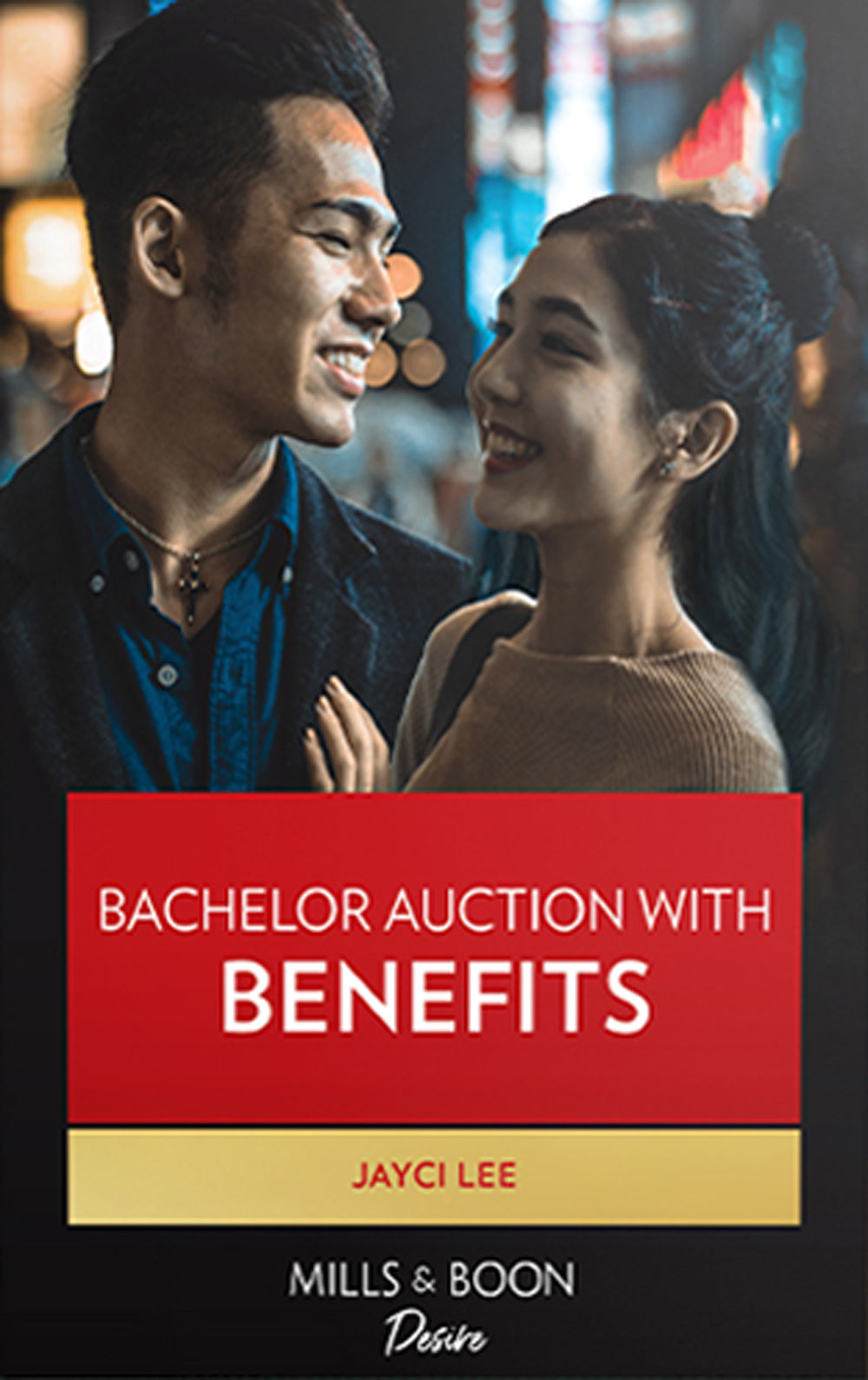 Bachelor Auction with Benefits