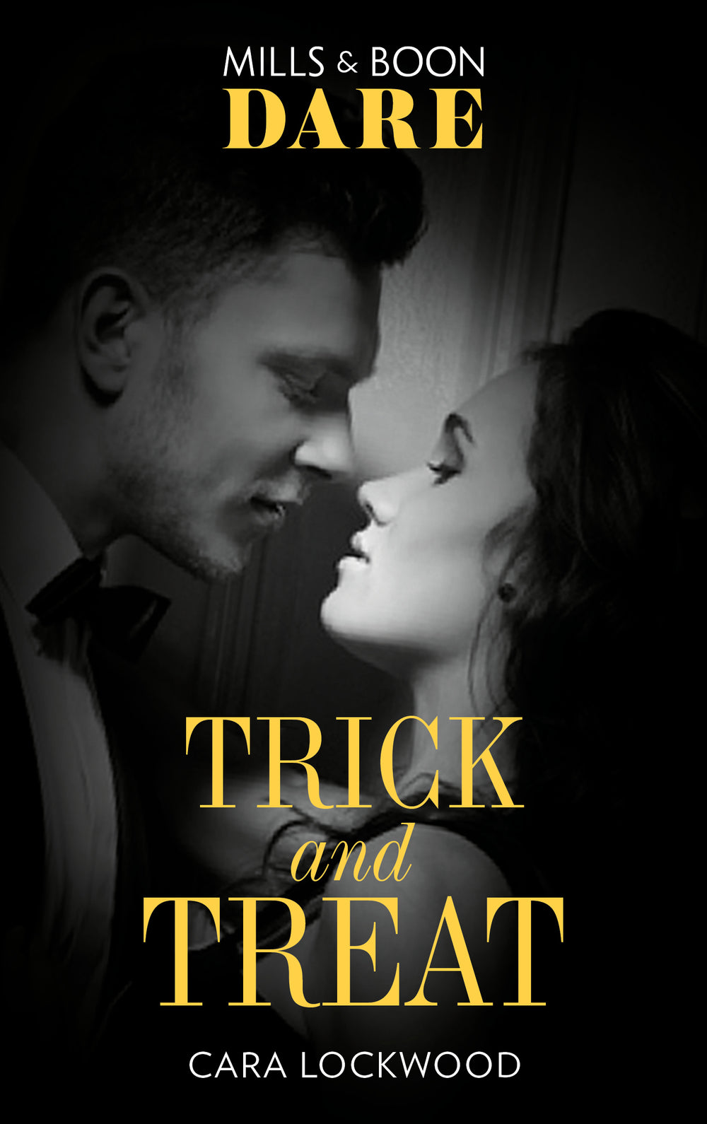 Trick and Treat - Chapter 4