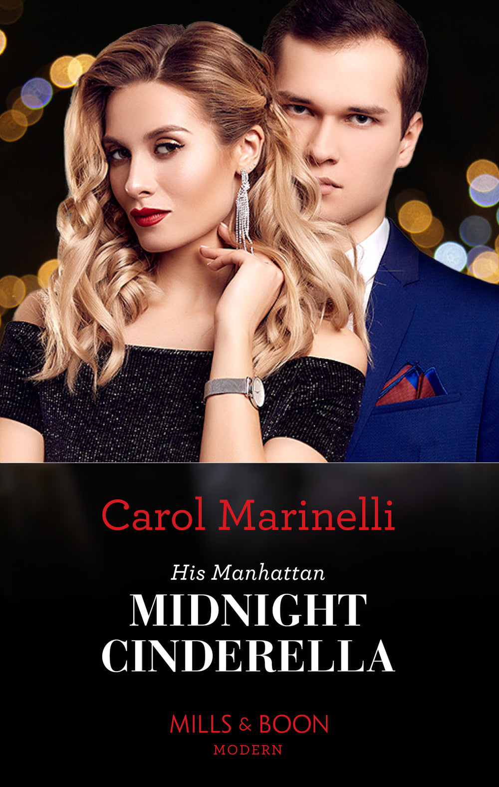 His Manhattan Midnight Cinderella - Chapter 2