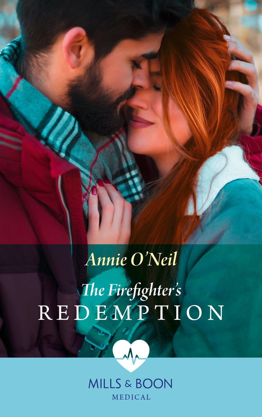 The Firefighter's Redemption - Chapter 12