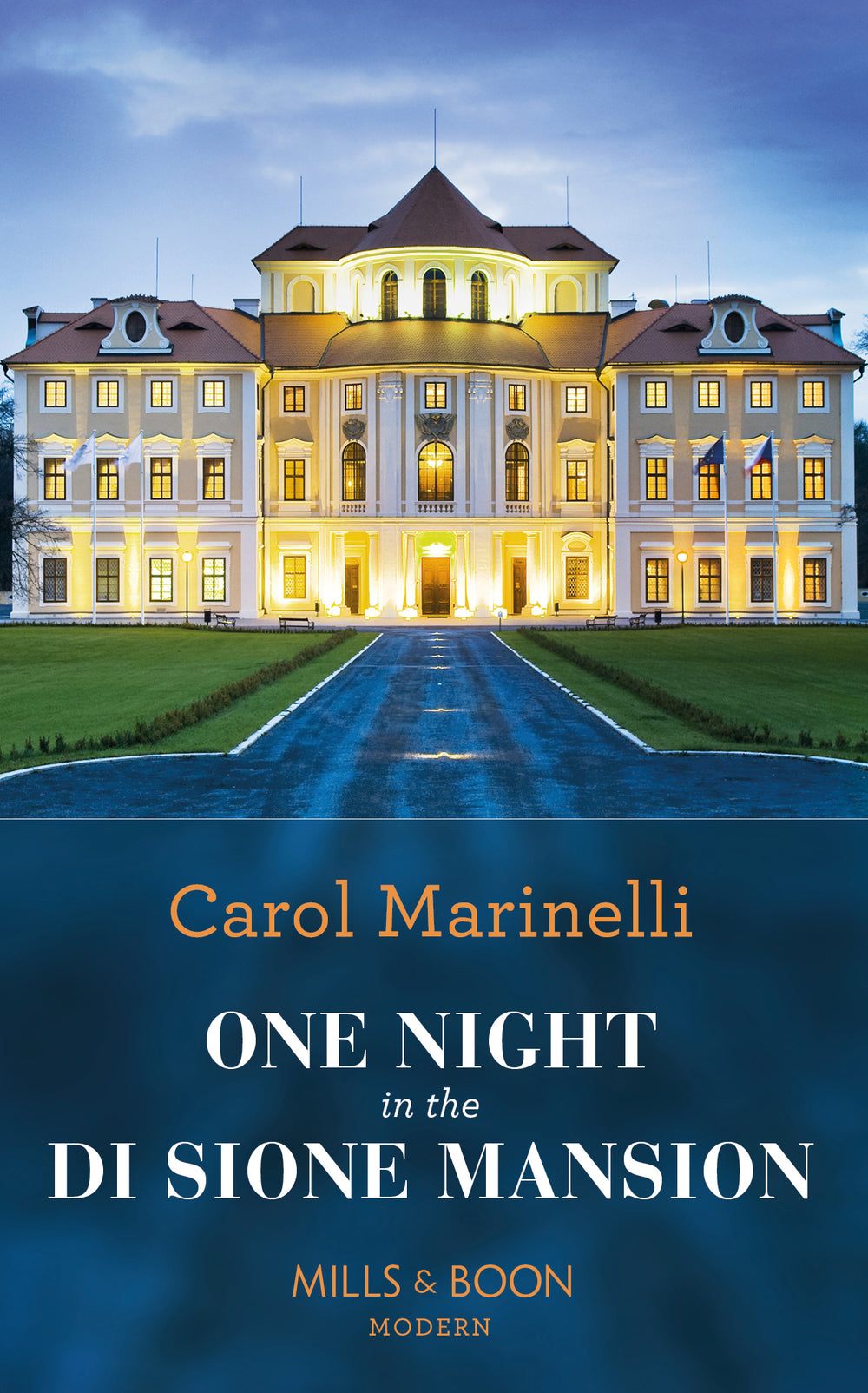 One Night in the Di Sione Mansion - Chapter 15