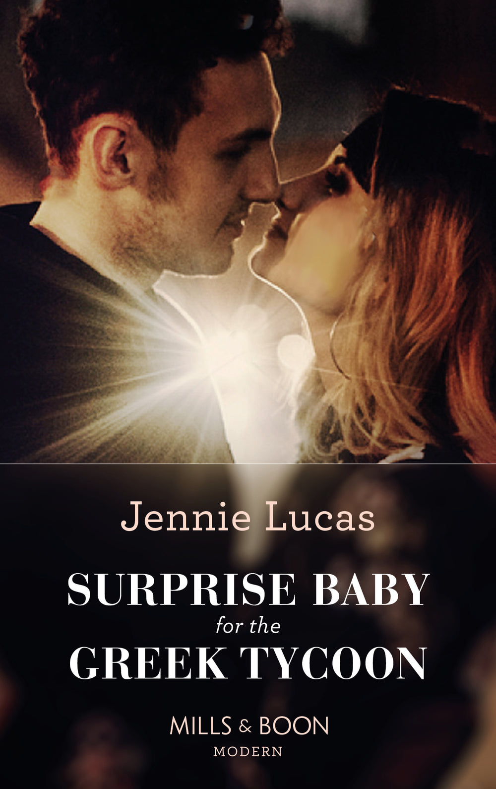 Surprise Baby for the Greek Tycoon - Chapter 8