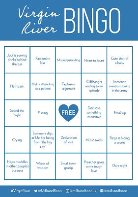 Virgin River Bingo