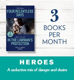 Heroes Series Subscription - Paperback - 3 Months Pre-Paid - 4 Books