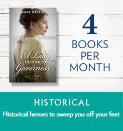 Historical Series Subscription - Paperback - 3 Months Pre-Paid - 5 Books