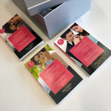 True Love series book subscription from Mills & Boon - romance book box subscription
