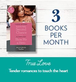 True Love Series Subscription - Paperback - 6 Months Pre-Paid - 4 Books