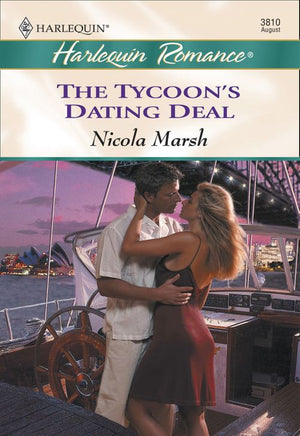 The Tycoon's Dating Deal (Mills & Boon Cherish): First edition