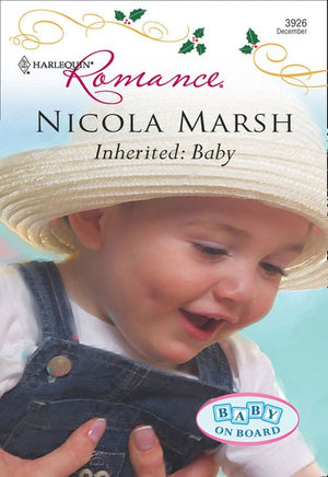 Inherited: Baby (Mills & Boon Cherish): First edition