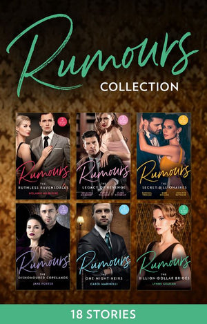 The Rumours Collection (Mills & Boon e-Book Collections)