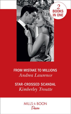 Switched! - From Mistake To Millions: From Mistake to Millions (Switched!) / Star-Crossed Scandal (Plunder Cove) (Switched!)