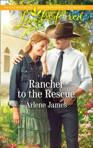 Three Brothers Ranch - Rancher To The Rescue (Mills & Boon Love Inspired) (Three Brothers Ranch)