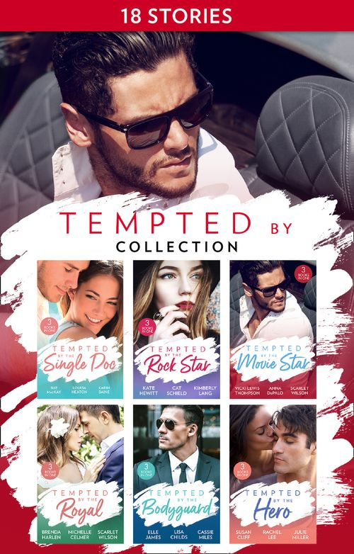 Tempted By Collection (Mills & Boon e-Book Collections)