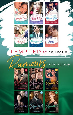 Tempted By…And Rumours Collections (Mills & Boon e-Book Collections)