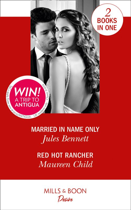 Married In Name Only: Married in Name Only / Red Hot Rancher