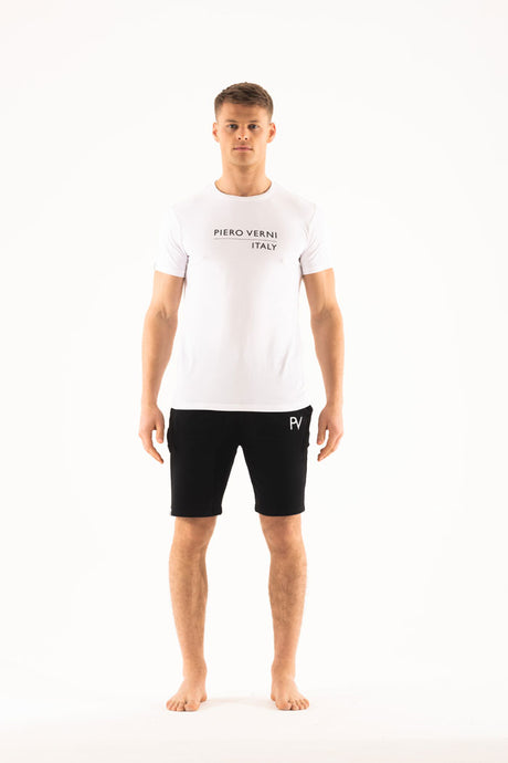 PV italy short sleeve & Shorts Loungewear set