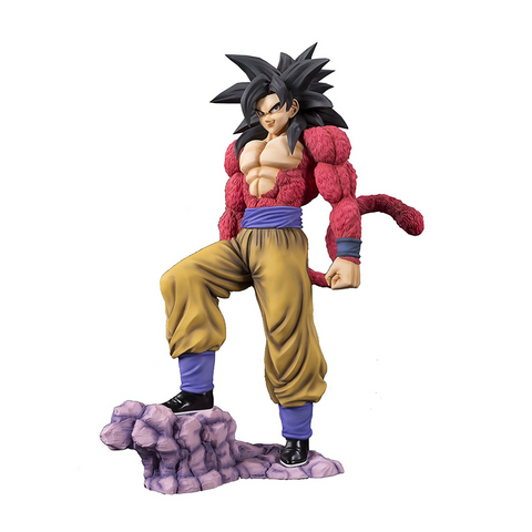 Goku Ssj4 And Golden Ape Dragonball Limited Collectible Broly Shop