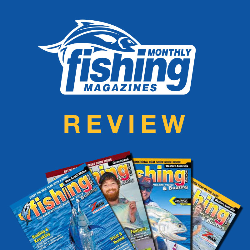 Fishing Monthly Review - Feb 2020 Issue