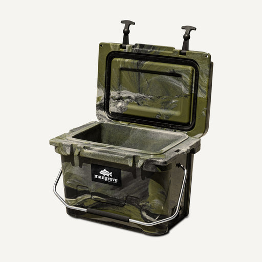 Mangrove Outdoors 20L Esky Lid, Cooler, Icebox, Chilly-Bin, Camping, Fishing, Camo