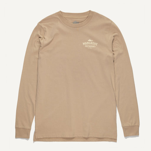 Heritage LS Heavyweight Tee (Tan)