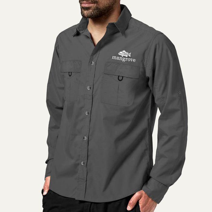 VentDry UV Shirt (Charcoal Grey)