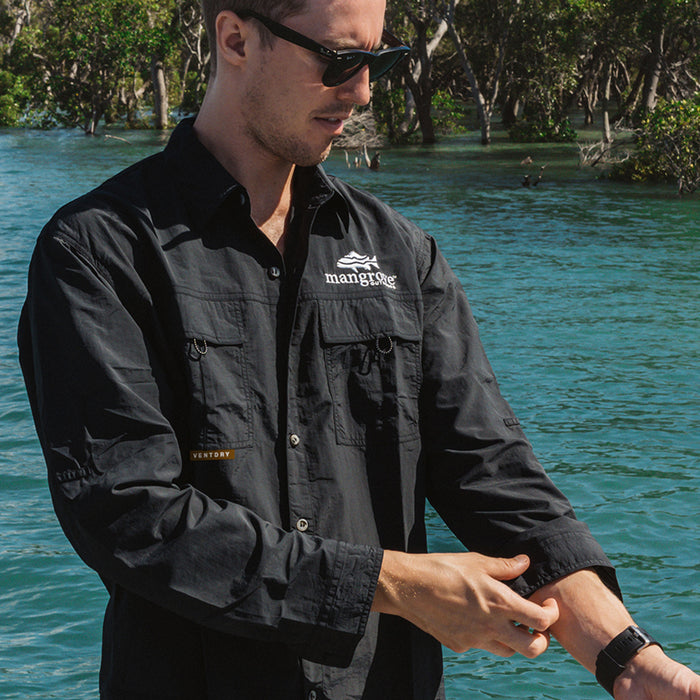 VentDry II - Outdoor Shirt (Blackrock)