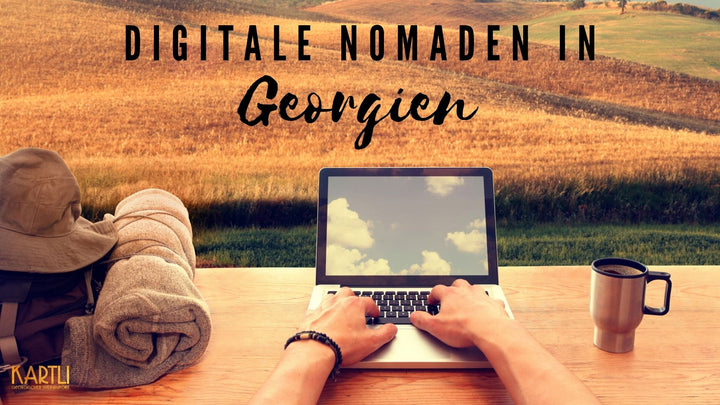 Digitale Nomaden Georgien
