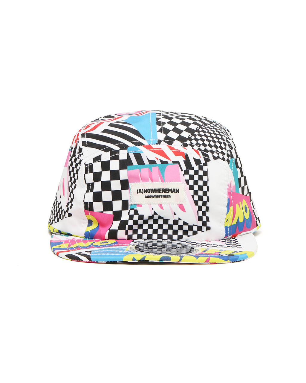 ANOWHEREMAN X NEW ERA CAMPER CAP - PATTERM