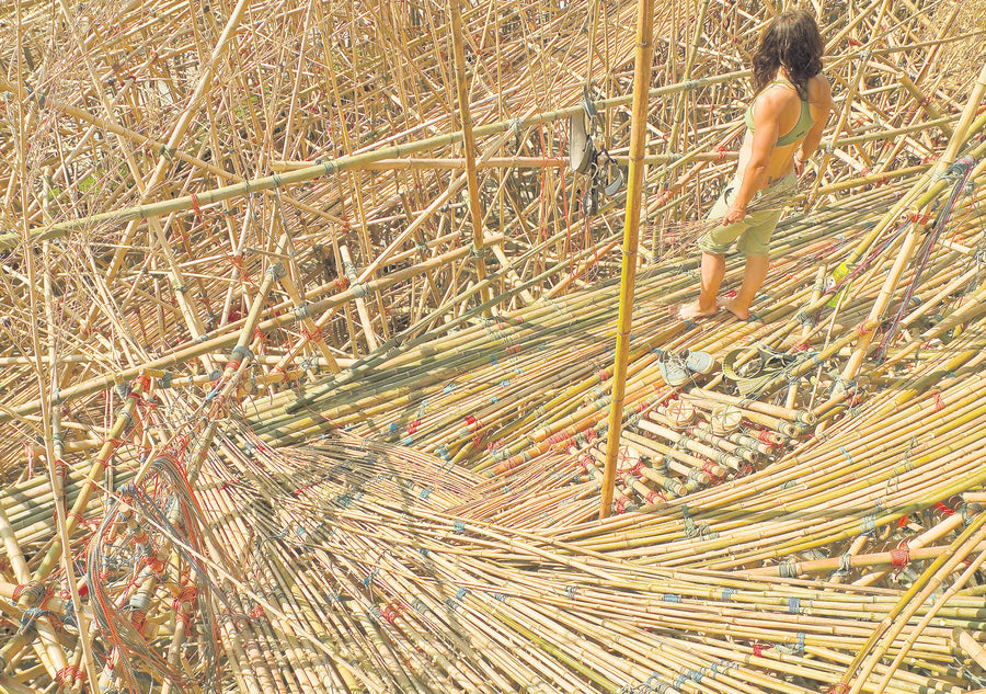 "Big Bambú: ""You Can't You Won't You Don't Stop"", New York 2010-11"