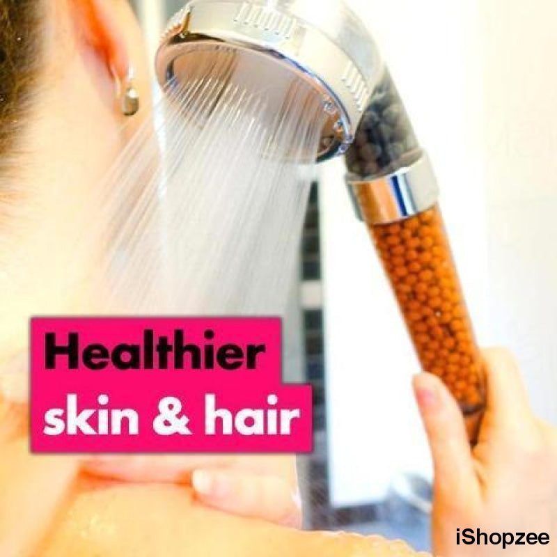 3 Mode High Pressure Shower Head - iShopzee