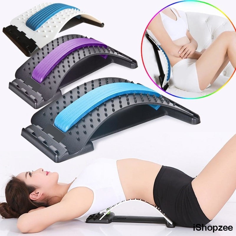 Arc Stretcher with Lumbar Support - iShopzee