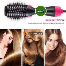 Load image into Gallery viewer, BRIO® One Step Hair Dryer and Volumizer with Ionic Technology - iShopzee