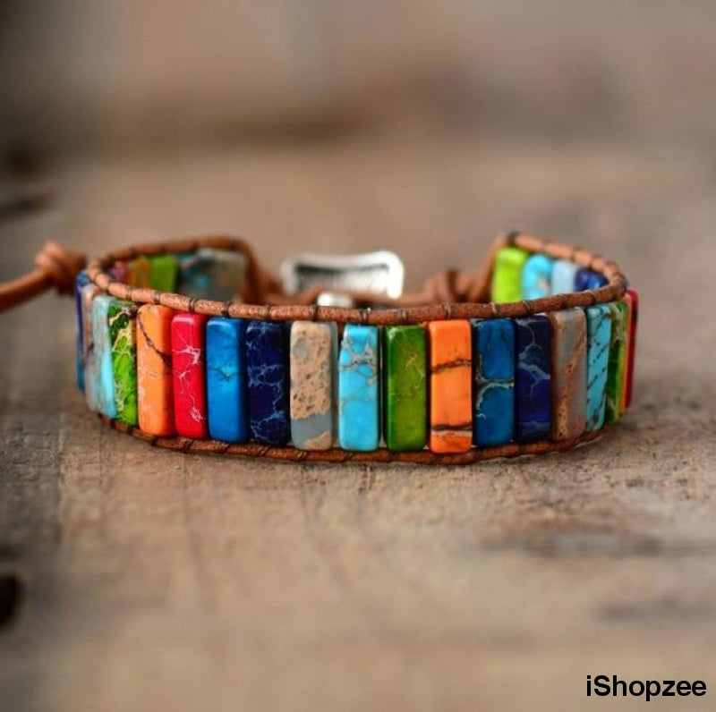Colour Burst Positivity Bracelet - iShopzee