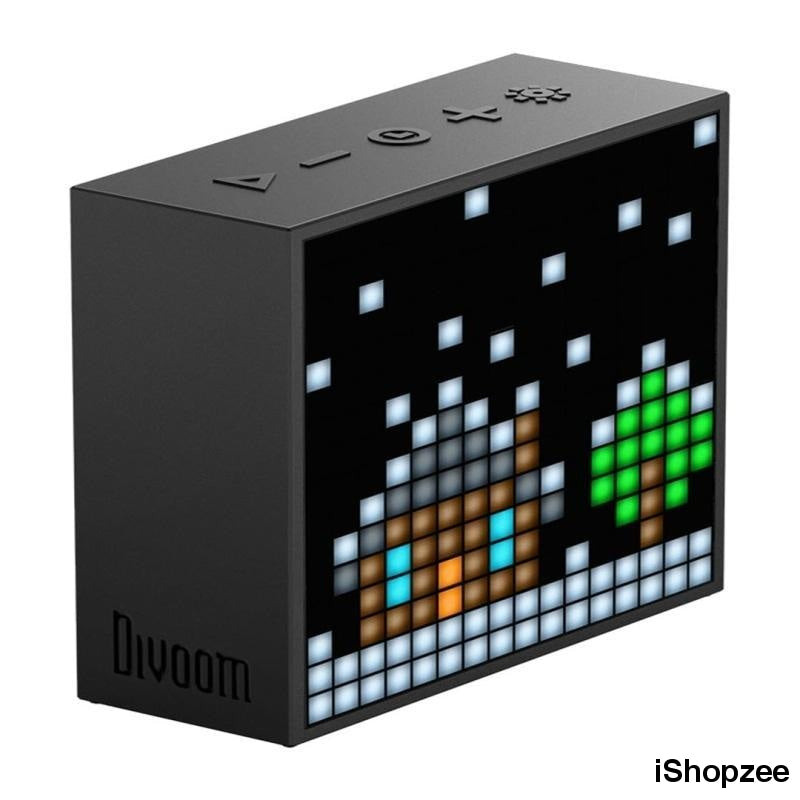 Customisable LED Pixel Grid Speaker - iShopzee