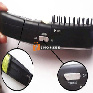 GBrush™ 3-In-1 Laser Hair Regrowth and Massage Comb - iShopzee