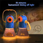 Kiddy Palace 4-in-1 Starry Night Light Story Projector - iShopzee