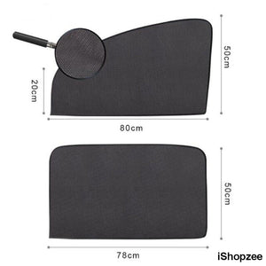 Magnetic Car Sun Shade - iShopzee
