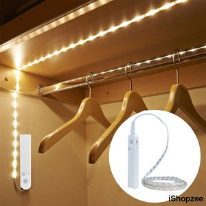Motion Sensing LED Strip Lights - iShopzee
