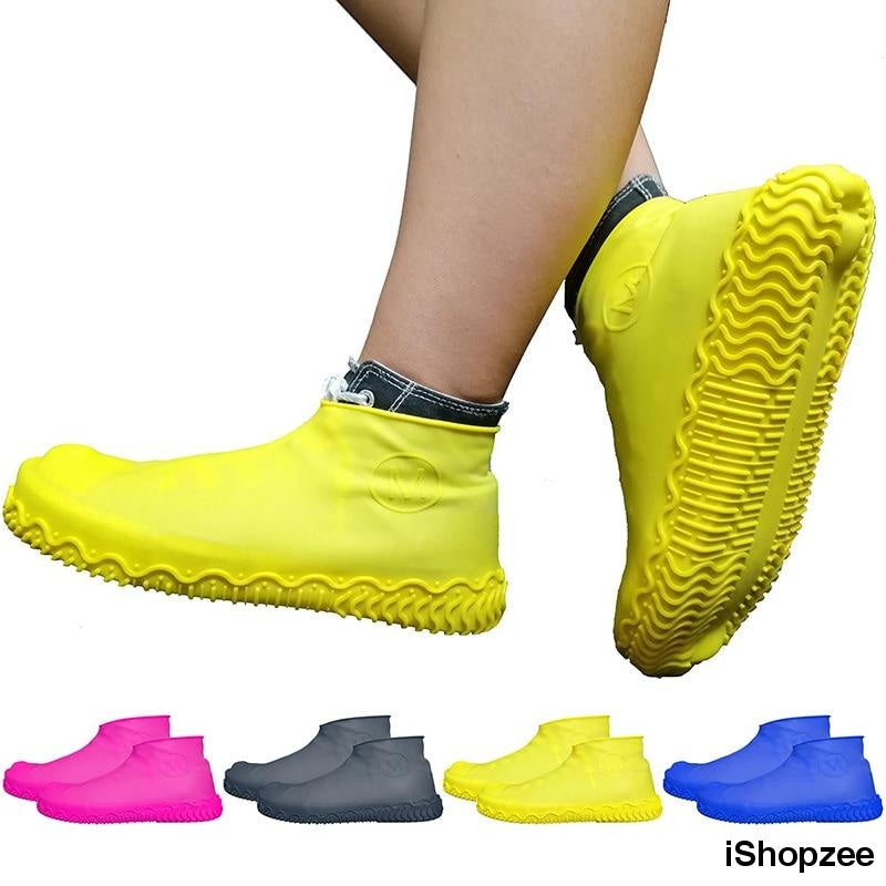 Silicone Shoe Covers - iShopzee
