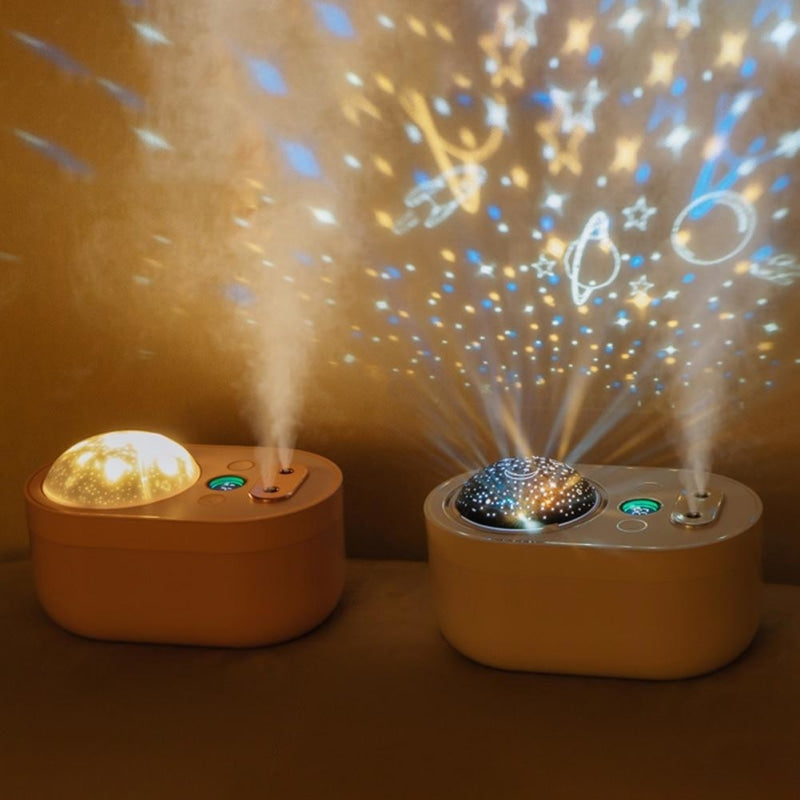 Starrymist Projector With Humidifier And Moisturiser Novelty Lighting