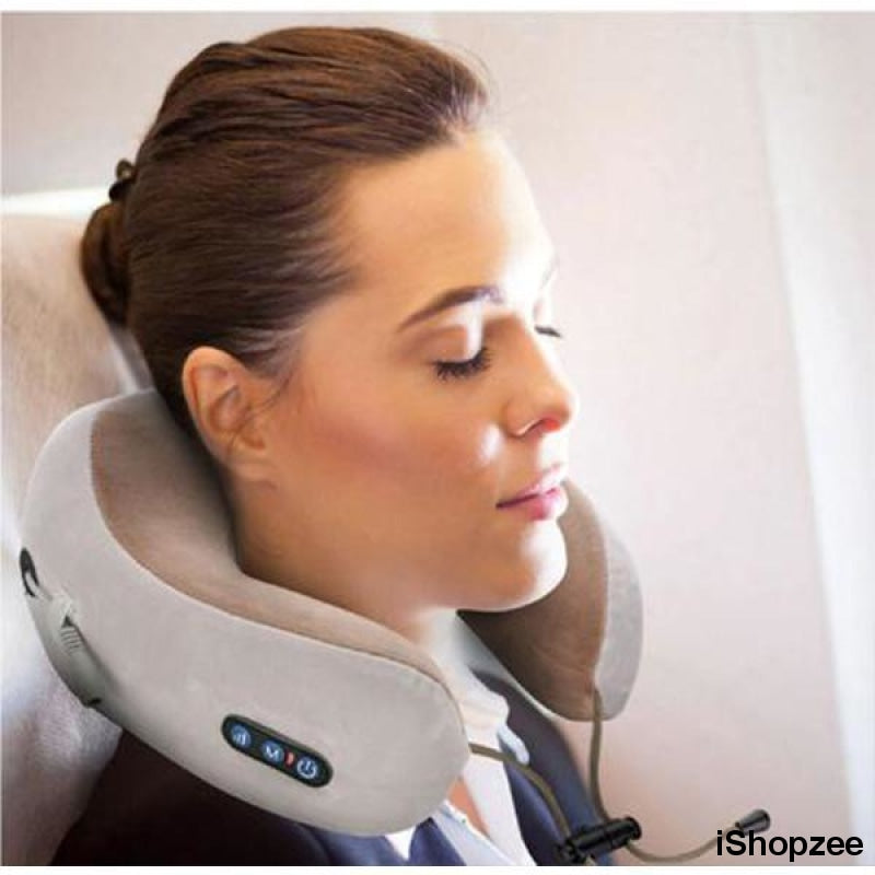 TrawelLux - Travel Neck Pillow - iShopzee