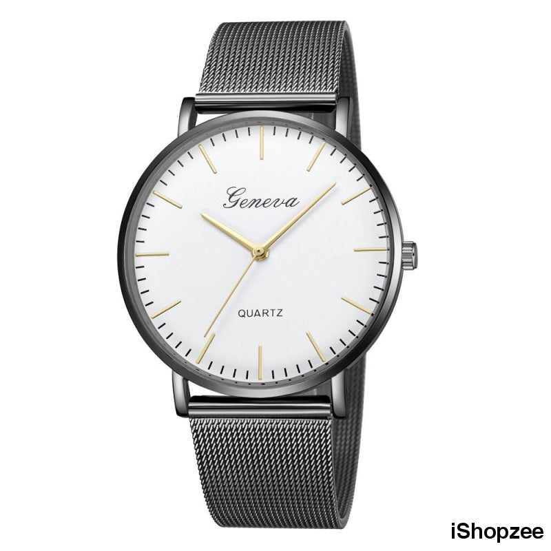 Trendy Classic Womens Wrist Watch - iShopzee