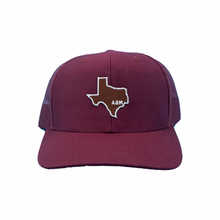 Load image into Gallery viewer, College Station / Texas / Maroon - Maroon