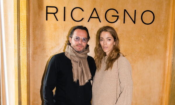 Ricagno´s Buenos Aires Presentation Event