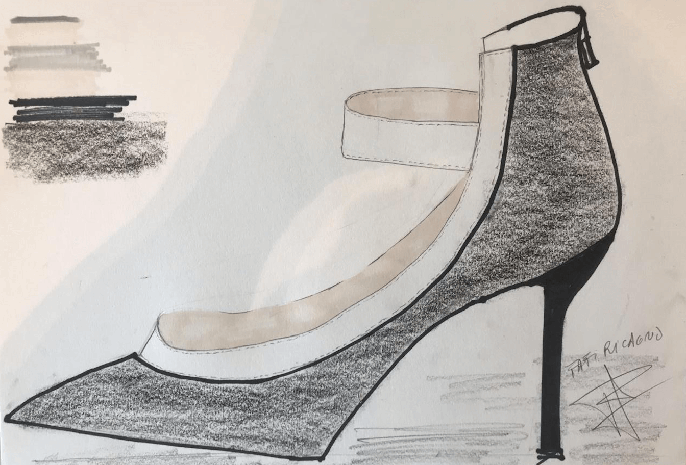 Sketch Ninon Boot - Ricagno