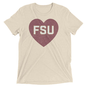 Unisex Love FSU Tee - Eola Apparel
