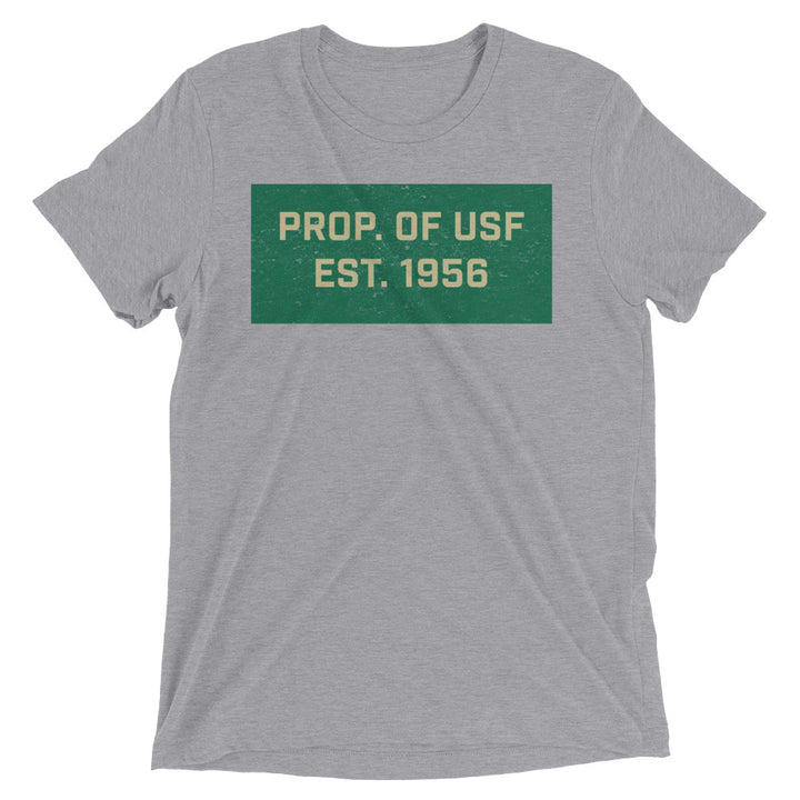 Unisex Prop of USF Tee - Eola Apparel
