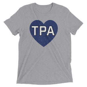 Unisex Love Tampa Lightning Tee - Eola Apparel
