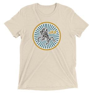 Unisex JAX City Seal Tee - Eola Apparel